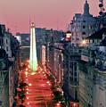 Pink Buenos Aires  by Bernardo Galmarini