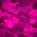 Pink Camo  by Immaculate World