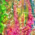 Pink Cascade by Shirley Sykes Bracken
