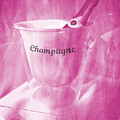 Pink Champagne On Ice by Richard Reeve