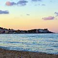 Pink Clouds Over Sicily by Madeline Ellis