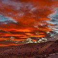 Pink Cotton Candy Sunrise by Robert Bales