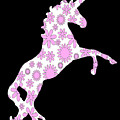 Pink Flowers by Kaylin Watchorn