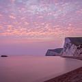 Pink Jurassic Coast by Philip Pound