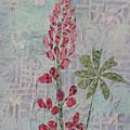 Pink Lupine by Janyce Boynton