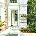 Pink Mansion by Oscar Rayneri