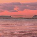 Pink Morning In The Bay Of Thunder by Jakub Sisak