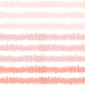 Pink Ombre Ikat Stripe- Art By Linda Woods by Linda Woods