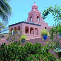 Pink Palace Honolulu by Mary Deal