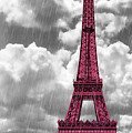 Pink Paris by Mindy Sommers