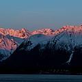 Pink Peaks  by Matt Swinden