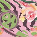 Pink Peonies by Rhonda Chase