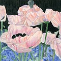Pink Poppies by Alexis Grone