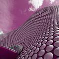 Pink Selfridges by Rob Hawkins