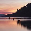 Pink Serenity by Idaho Scenic Images Linda Lantzy