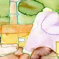 Pink Sugar Heap by Elizabetha Fox
