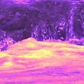 Pink Tidal Pool by Ian  MacDonald