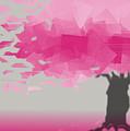 Pink Wind by Hannah Breidenbach