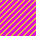 Pink Yellow Angled Stripes by Susan Stevenson