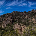 Pinnacles View by Michele James