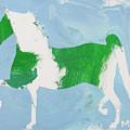 Pinto Saddlebred by Candace Shrope