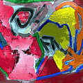 Pintura Moderna 1 by Carlos Camus