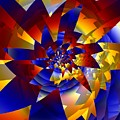Pinwheel by Ron Bissett