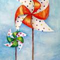 Pinwheels by Dorothy Nalls