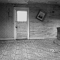 Pioneer Home Interior - Nevada City Ghost Town Montana by Daniel Hagerman