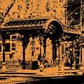 Pioneer Square Pergola by Tim Allen