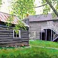 Pioneer Village I by Stan Hamilton