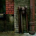 Pipe  Bricks by Patrick Biestman