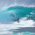 Pipeline's Reef by Kevin Smith