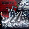 Piper At The Gates Of Portobello by Jez C Self