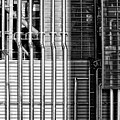Pipes And Metal - Leeds by Philip Openshaw