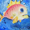 Piranha Art by Joseph Palotas