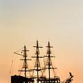 Pirate Boat by Joana Kruse