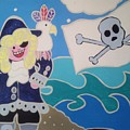 Pirate Captain by Anne Robinson