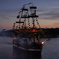 Pirate Invasion by David Lee Thompson