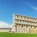 Pisa Panorama by Delphimages Photo Creations