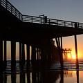 Pismo Beach Pier California 2 by Bob Christopher