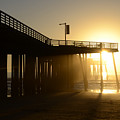 Pismo Beach Pier California 8 by Bob Christopher
