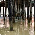 Pismo Beach Pier by Freddie Bommer II