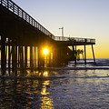Pismo Beach Pier  by Garry Gay