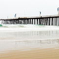 Pismo Beach Pier by Priya Ghose