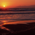 Pismo Beach Sunset by Soli Deo Gloria Wilderness And Wildlife Photography