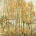 pissarro19 Camille Pissarro by Eloisa Mannion