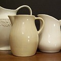 Pitcher Collection by Marsha Heiken