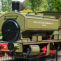 Pittencrieff Park Engine by Rod Jones