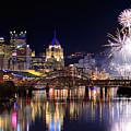Pittsburgh 1  by Emmanuel Panagiotakis